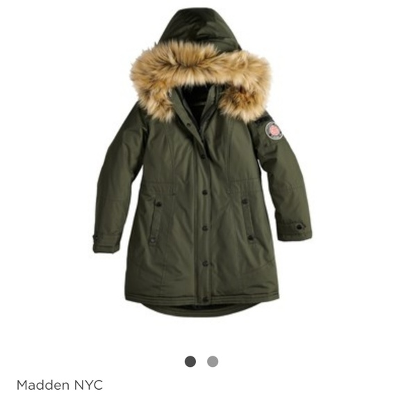 c2840d185c8 Madden Girl Jackets & Coats | Madden Nyc Girls Coat | Poshmark